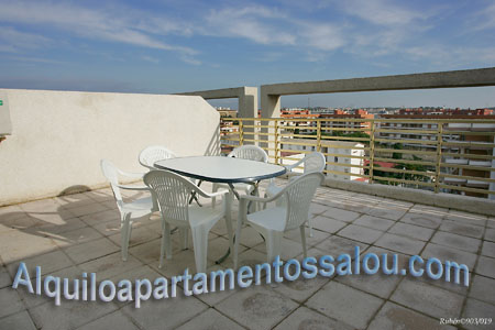 appartements salou location