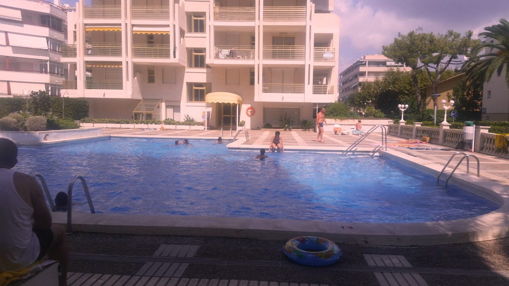 piscinas novelty