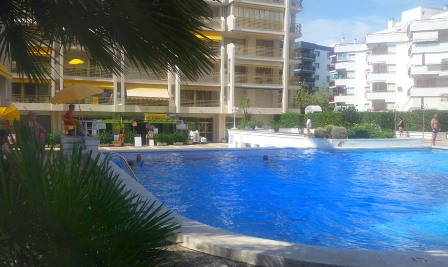 appartements salou novelty piscine
