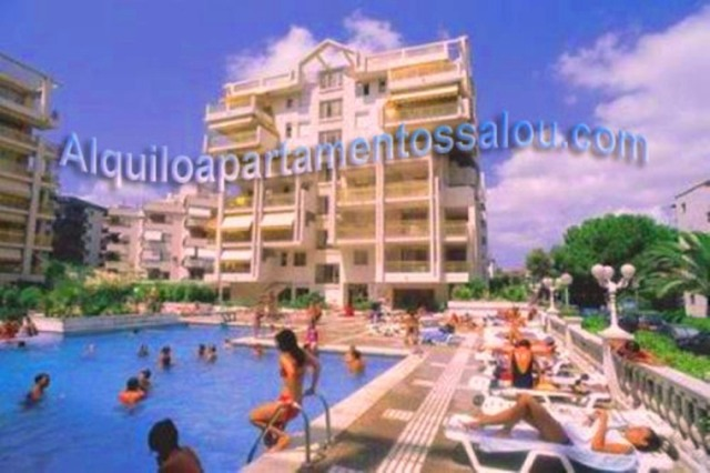 apartments salou rent