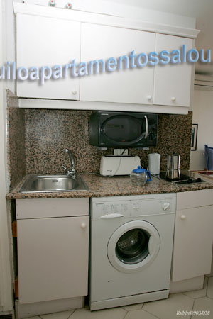 salou appartement
